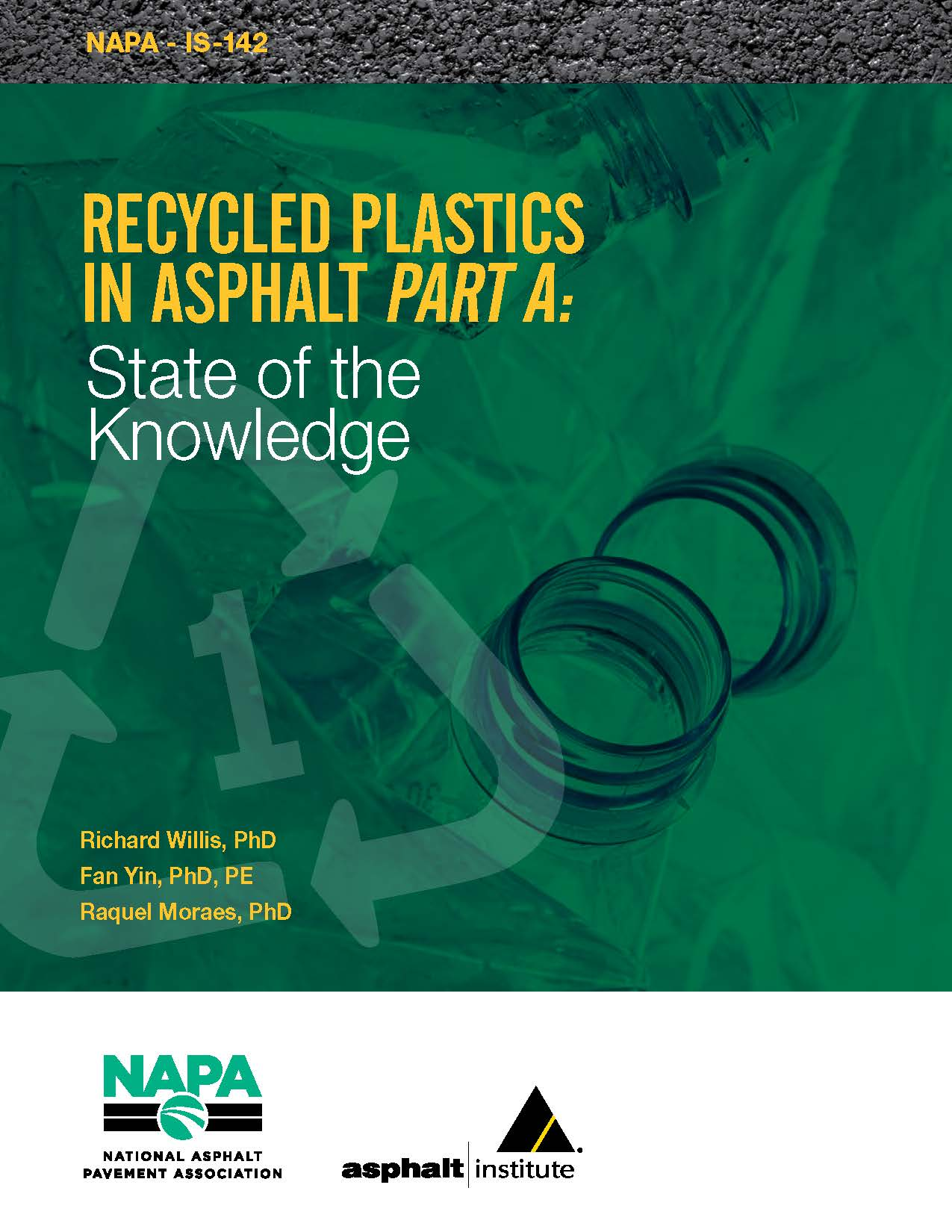 Recycled Plastics in Asphalt Part A: State of the Knowledge
