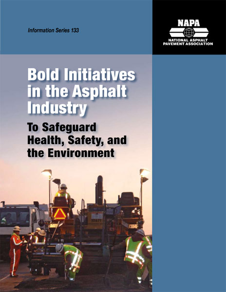 Bold Initiatives in the Asphalt Industry