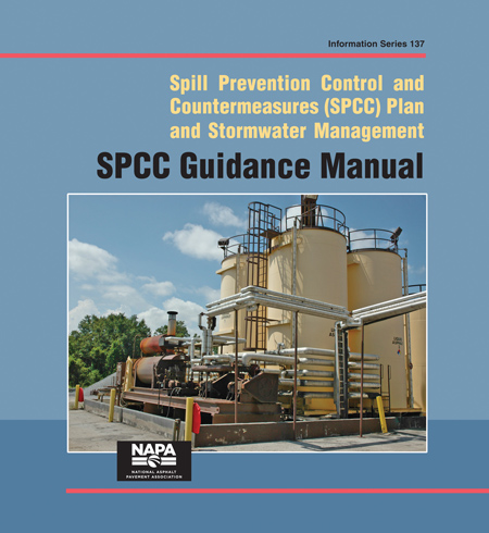 Spill Prevention Control & Countermeasures (SPCC) Plan and Stormwater Management Guidance Manual