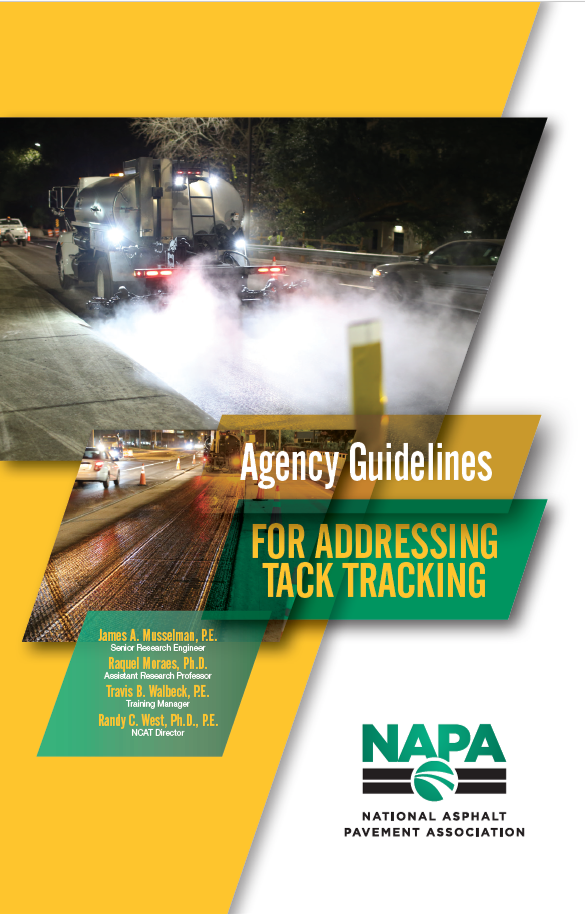 Agency Guidelines for Addressing Tack Tracking