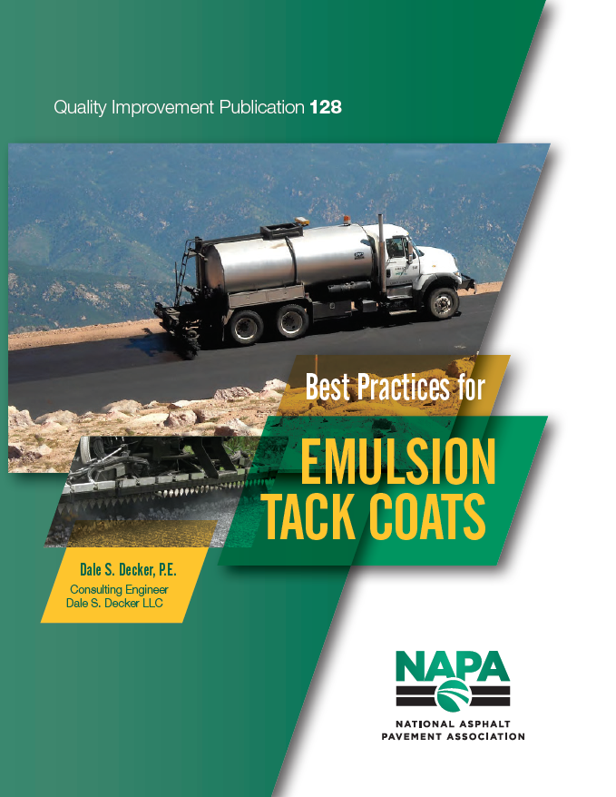 Best Practices for Emulsion Tack Coats [PDF]