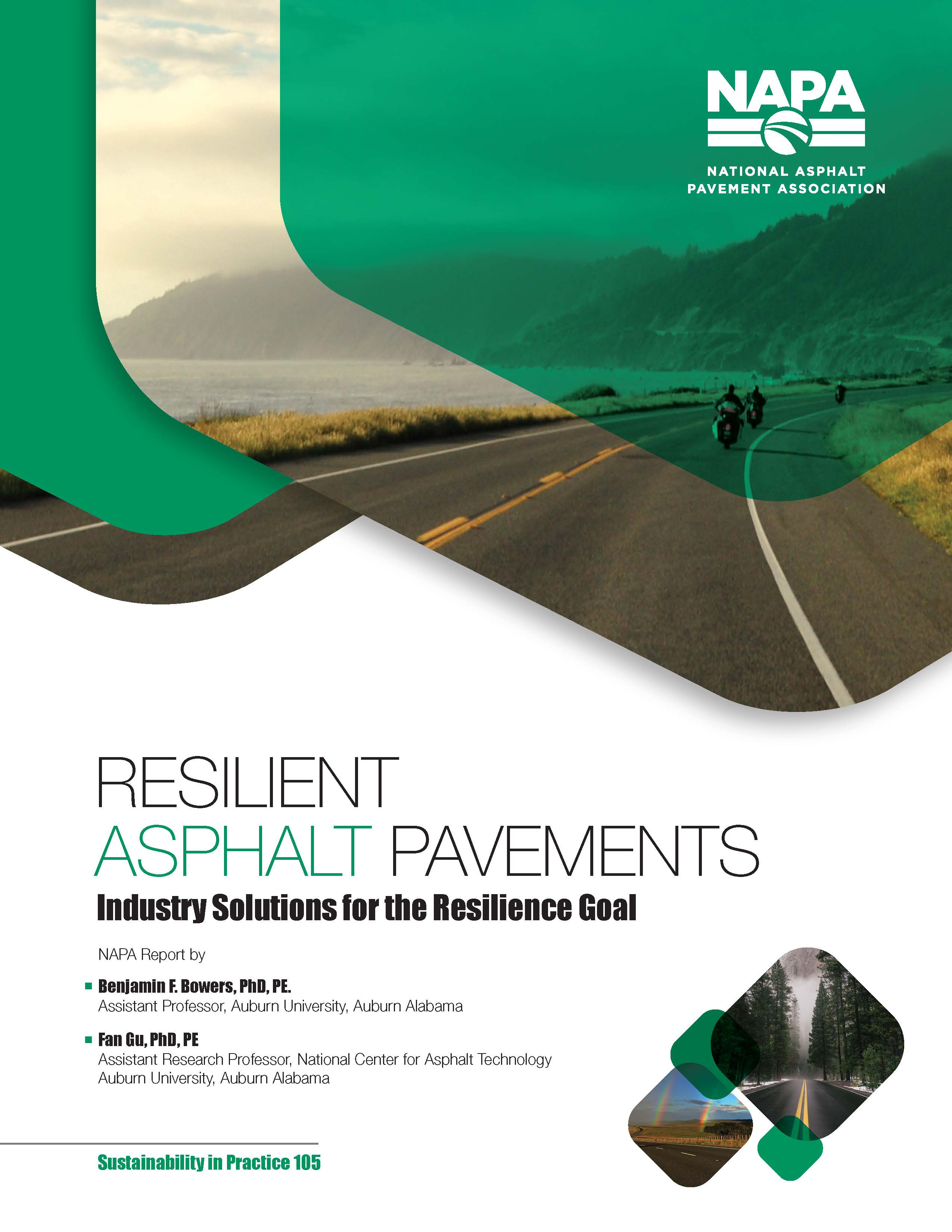 Resilient Asphalt Pavements: Industry Solutions for the Resilience Goal