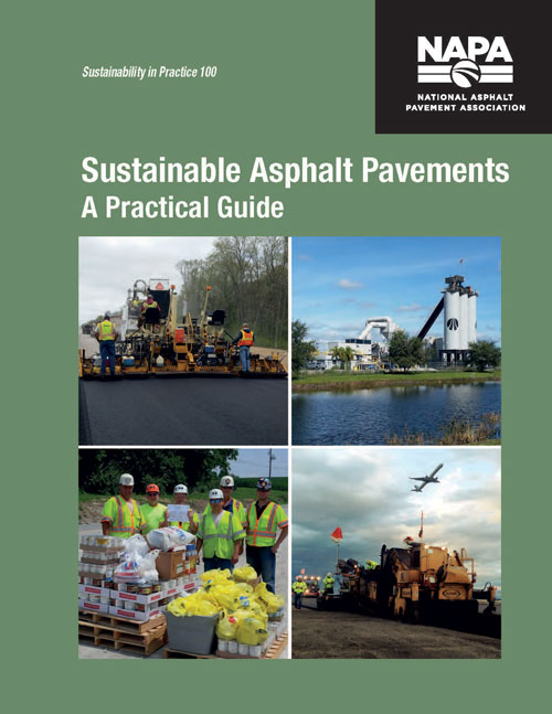 Sustainable Asphalt Pavements: A Practical Guide [PDF]
