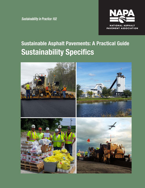 Sustainable Asphalt Pavements: A Practical Guide — Sustainability Specifics [PDF]