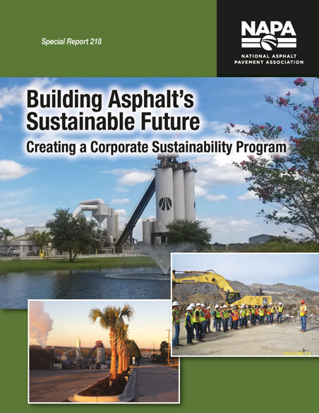 Building Asphalt's Sustainable Future: Creating a Corporate Sustainability Program [PDF]