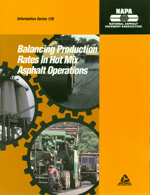 Balancing Production Rates in Hot Mix Asphalt Operations [PDF]