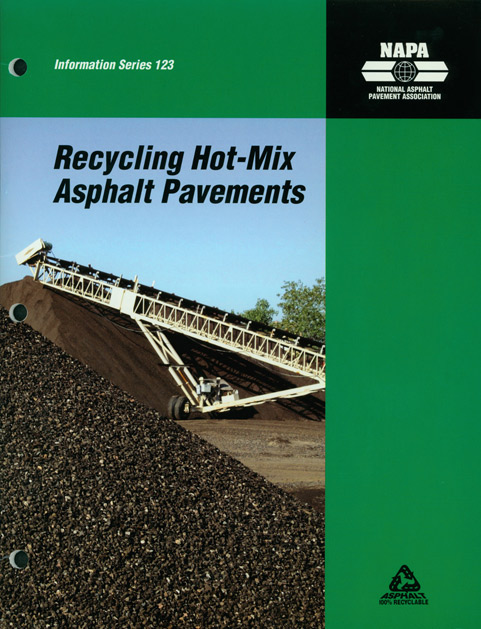 Recycling Hot-Mix Asphalt Pavements [PDF]
